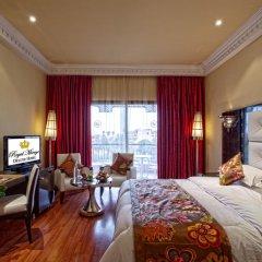 Отель Royal Mirage Deluxe комната для гостей фото 2