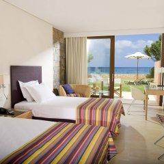 Отель Kernos Beach комната для гостей фото 2