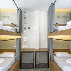 Отель Lost Inn BKK Бангкок сейф в номере