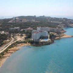 Отель Best Complejo Negresco Испания, Салоу - 8 отзывов об отеле, цены и фото номеров - забронировать отель Best Complejo Negresco онлайн пляж
