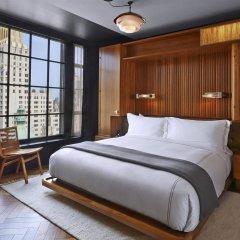 Отель Le Meridien New York, Central Park США, Нью-Йорк - 1 отзыв об отеле, цены и фото номеров - забронировать отель Le Meridien New York, Central Park онлайн комната для гостей фото 3