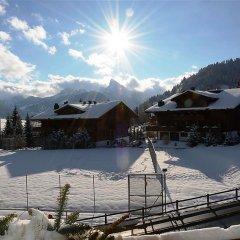 Отель Hahnenkamm - Three Bedroom Швейцария, Шёнрид - отзывы, цены и фото номеров - забронировать отель Hahnenkamm - Three Bedroom онлайн приотельная территория