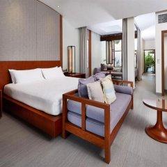 Отель Conrad Maldives Rangali Island Мальдивы, Хувахенду - 8 отзывов об отеле, цены и фото номеров - забронировать отель Conrad Maldives Rangali Island онлайн комната для гостей фото 3