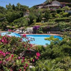 Hotel Cernia Isola Botanica Марчиана бассейн