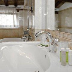 Отель Pantheon Италия, Рим - отзывы, цены и фото номеров - забронировать отель Pantheon онлайн ванная фото 2