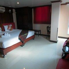 Отель Sky Inn 2 Бангкок комната для гостей фото 5