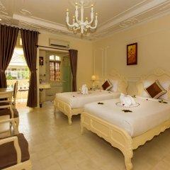 Отель Hoi An Garden Palace & Spa комната для гостей