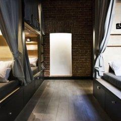 Гостиница Sputnik Hostel & Personal Space в Москве 11 отзывов об отеле, цены и фото номеров - забронировать гостиницу Sputnik Hostel & Personal Space онлайн Москва комната для гостей фото 5