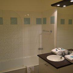 Отель City Residence Ivry Франция, Иври-сюр-Сен - отзывы, цены и фото номеров - забронировать отель City Residence Ivry онлайн ванная