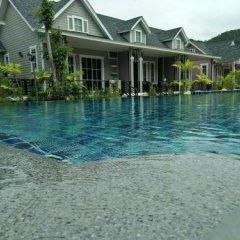 Отель My Home Lantawadee Resort Ланта бассейн
