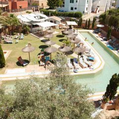 Отель Apartamentos Playa Ferrera бассейн фото 3