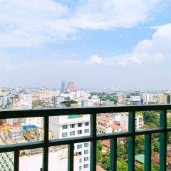 Отель Aloha Hanoi Homestay балкон