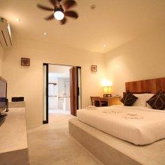 Отель Mimosa Resort & Spa комната для гостей