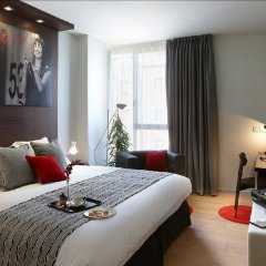 Отель Astoria7 Испания, Сан-Себастьян - 2 отзыва об отеле, цены и фото номеров - забронировать отель Astoria7 онлайн комната для гостей фото 3