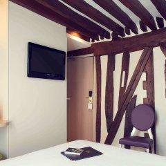 Отель Mercure Paris Notre Dame Saint Germain Des Pres удобства в номере