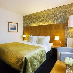 Отель Apex Haymarket Эдинбург комната для гостей