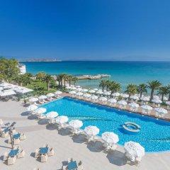 Boyalik Beach Hotel & Spa Чешме бассейн фото 2