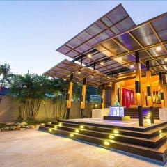 Отель Phuvaree Resort Пхукет детские мероприятия фото 2