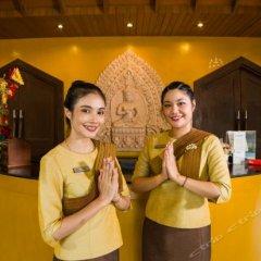 Отель Print Kamala Resort интерьер отеля фото 3