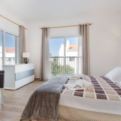 Отель Estrela do Mar Praia da Galé комната для гостей фото 3