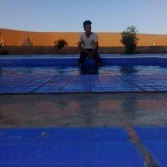 Отель Sandfish Марокко, Мерзуга - отзывы, цены и фото номеров - забронировать отель Sandfish онлайн бассейн