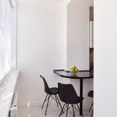 Апартаменты Flatsis Apartment Bazhanova 12 Харьков балкон