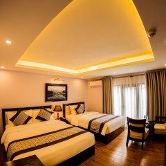 Le Bordeaux Sapa Hotel комната для гостей
