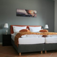 Отель Apartmenthaus Unterwegs комната для гостей
