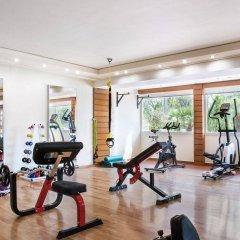 Отель Blazer Suites Hotel Греция, Афины - 1 отзыв об отеле, цены и фото номеров - забронировать отель Blazer Suites Hotel онлайн фитнесс-зал фото 3