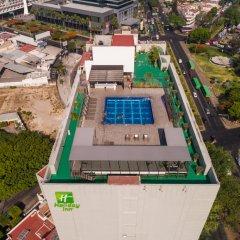 Отель Holiday Inn Select Гвадалахара бассейн