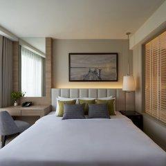 Отель The Park Nine Suvarnabhumi Бангкок комната для гостей фото 4