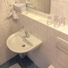 Отель Salzburgrooms Австрия, Зальцбург - отзывы, цены и фото номеров - забронировать отель Salzburgrooms онлайн ванная фото 2