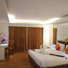 Отель Achada Beach Pattaya комната для гостей