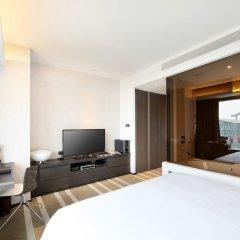 Отель Pan Pacific Serviced Suites Orchard, Singapore Сингапур, Сингапур - отзывы, цены и фото номеров - забронировать отель Pan Pacific Serviced Suites Orchard, Singapore онлайн удобства в номере фото 2
