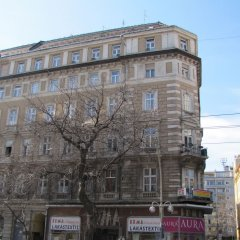 Friends Hostel and Apartments Budapest Будапешт фото 2
