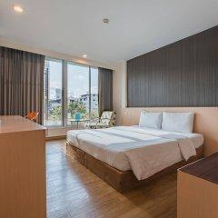 Отель S3 Residence Park Таиланд, Бангкок - 1 отзыв об отеле, цены и фото номеров - забронировать отель S3 Residence Park онлайн комната для гостей фото 2