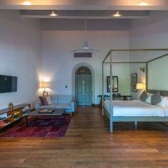 Отель Fort Bazaar Шри-Ланка, Галле - отзывы, цены и фото номеров - забронировать отель Fort Bazaar онлайн комната для гостей фото 2
