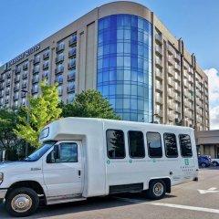 Отель Embassy Suites Minneapolis - Airport Блумингтон городской автобус
