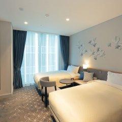 Отель Gracery Seoul Южная Корея, Сеул - отзывы, цены и фото номеров - забронировать отель Gracery Seoul онлайн комната для гостей