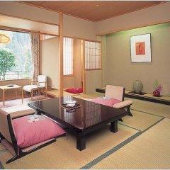Отель Tsuetate Keiryu no Yado Daishizen Япония, Минамиогуни - отзывы, цены и фото номеров - забронировать отель Tsuetate Keiryu no Yado Daishizen онлайн интерьер отеля