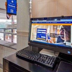 Отель Best Western Kennedy Airport США, Нью-Йорк - 1 отзыв об отеле, цены и фото номеров - забронировать отель Best Western Kennedy Airport онлайн интерьер отеля