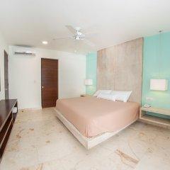 Отель Anah Downtown DT 301 Мексика, Плая-дель-Кармен - отзывы, цены и фото номеров - забронировать отель Anah Downtown DT 301 онлайн комната для гостей фото 5
