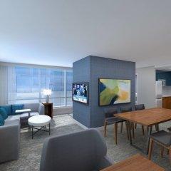 Отель Residence Inn by Marriott Washington Downtown/Convention Center США, Вашингтон - отзывы, цены и фото номеров - забронировать отель Residence Inn by Marriott Washington Downtown/Convention Center онлайн гостиничный бар