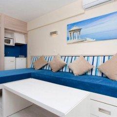 Отель Globales Verdemar Apartamentos Испания, Коста-де-ла-Кальма - отзывы, цены и фото номеров - забронировать отель Globales Verdemar Apartamentos онлайн комната для гостей фото 5