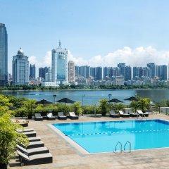 Отель Marco Polo Xiamen бассейн