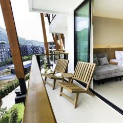Отель The Lunar Patong 3* Номер Делюкс с различными типами кроватей фото 3
