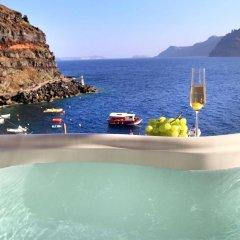 Отель Amoudi Villas Греция, Остров Санторини - отзывы, цены и фото номеров - забронировать отель Amoudi Villas онлайн бассейн фото 2