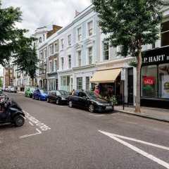 Отель The Secret Atrium Великобритания, Лондон - отзывы, цены и фото номеров - забронировать отель The Secret Atrium онлайн парковка