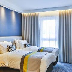 Отель Holiday Inn Express Karlsruhe - City Park комната для гостей