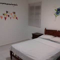 Отель Hostel Punta Sam Мексика, Плайя-Мухерес - отзывы, цены и фото номеров - забронировать отель Hostel Punta Sam онлайн детские мероприятия фото 2